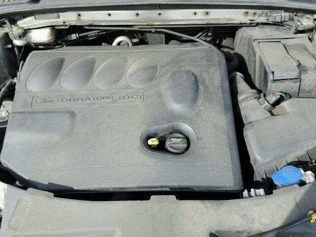 Радиатор на Ford Mondeo 4 2007-2015