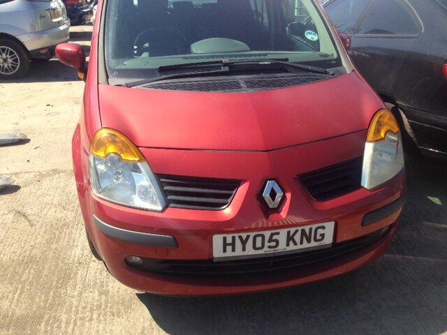 Генератор на Renault Modus номер/маркировка: Bosch 120A 0124425029