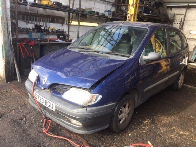 Генератор на Renault scenic 1996-2002 номер/маркировка: A13VI209