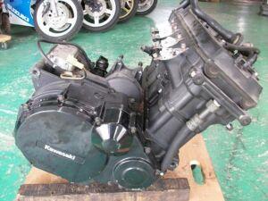 Двигатель zzr1100 zxt10ce