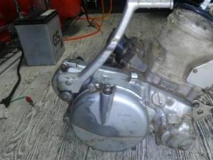 Двигатель rmx250 j111