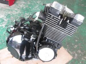 Двигатель xjr400 h501e