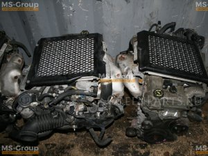 Двигатель на Mazda 3; cx-7 L3-VDT