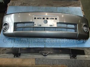 Бампер на Nissan Lafesta NB30 MR20DE