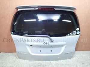 Дверь задняя на Toyota Corolla Spacio NZE121N 1NZ-FE