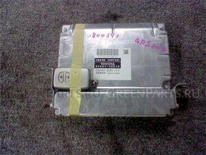 Блок efi на Toyota Crown GRS204 2GR-FSE