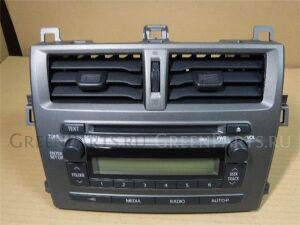 Автомагнитофон на Toyota Ractis NCP125 1NZFE