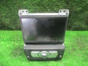 Автомагнитофон на Nissan X-Trail NT31 MR20DE