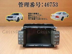Автомагнитофон на Toyota Celsior UCF31 3UZ-FE