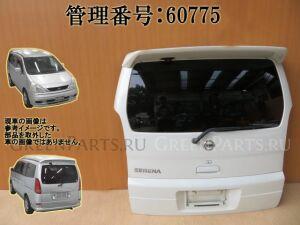 Дверь задняя на Nissan Serena TC24 QR20DE