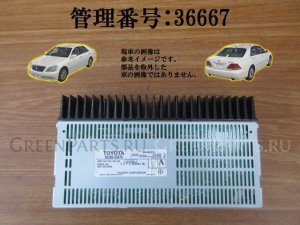 Автомагнитофон на Toyota Crown GRS180 4GR-FSE