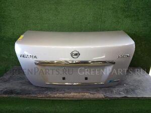 Крышка багажника на Nissan Teana J32 VQ25DE