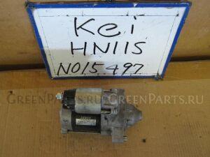 Стартер на Suzuki Kei HN11S F6AT