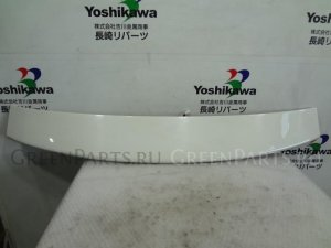 Спойлер на Toyota Prius NHW20 1NZ-FXE