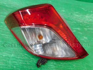 Стоп на Toyota Vitz NSP130 1NR-FE 52-228