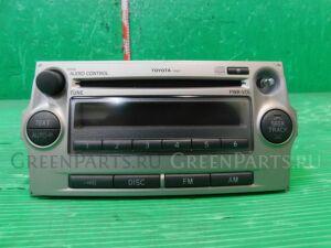Автомагнитофон на Toyota Ractis SCP100 2SZ-FE
