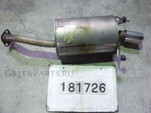Глушитель на Honda Stream RN6 R18A