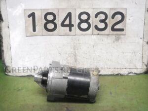 Стартер на Suzuki Alto HB11S F6A