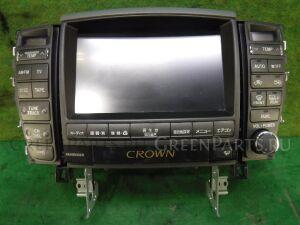 Автомагнитофон на Toyota Crown GRS183
