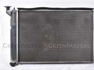 Радиатор двигателя на Toyota Wish ZNE14G 1ZZ-FE