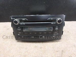 Автомагнитофон на Toyota Blade AZE154H 2AZ-FE