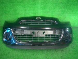 Бампер на Nissan March K13 HR12DE