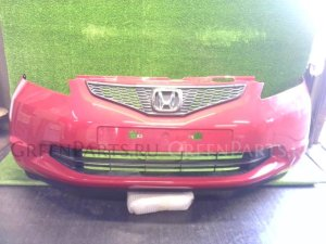 Бампер на Honda Fit GE6 L13A-444