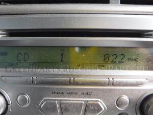 Автомагнитофон на Toyota Ractis NCP100