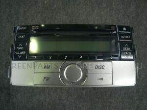 Автомагнитофон на Toyota Rush J210E 3SZ-VE