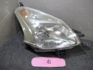 Фара на Toyota Ractis NCP100 1NZ-FE