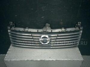Решетка радиатора на Nissan Elgrand E51 VQ35DE