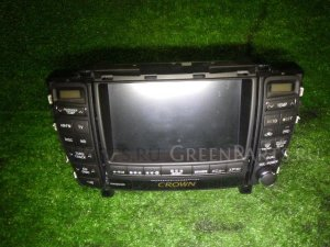 Автомагнитофон на Toyota Crown GRS180