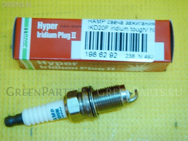 Свеча зажигания на Honda CR-V RD4 KJ20DR-L11