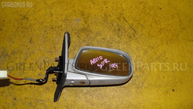 Зеркало двери боковой на Toyota Sprinter AE110