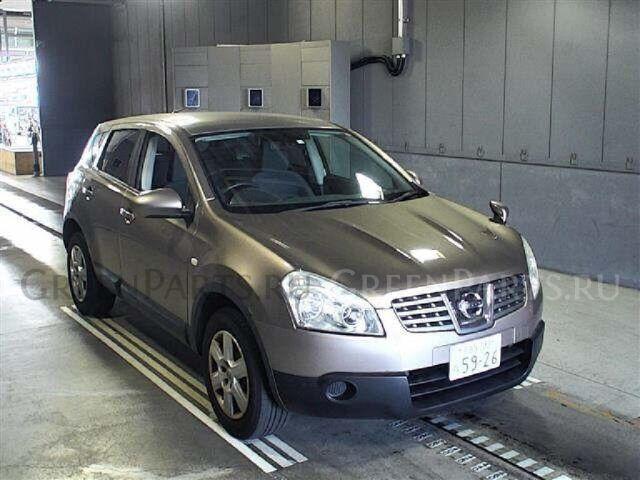 Дверь на Nissan Dualis NJ10