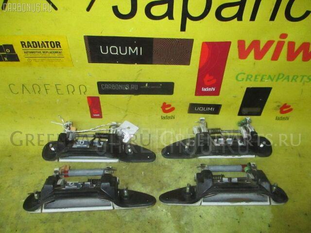 Ручка двери на Nissan Wingroad WFY11