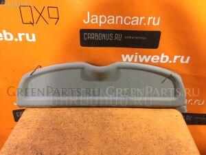 Шторка багажника на Nissan March AK12