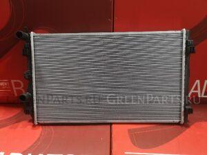 Радиатор двигателя на <em>Skoda</em> <em>Fabia</em> <em>RS</em> CAVE