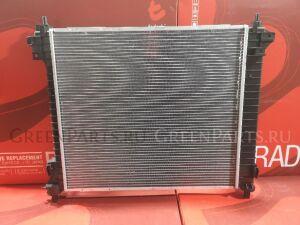 Радиатор двигателя на <em>Cadillac</em> <em>SRX</em> LF1, LFW