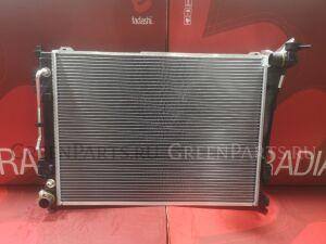 Радиатор двигателя на Kia K5 G4KD