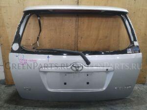 Дверь задняя на Toyota Corolla Fielder NZE121G