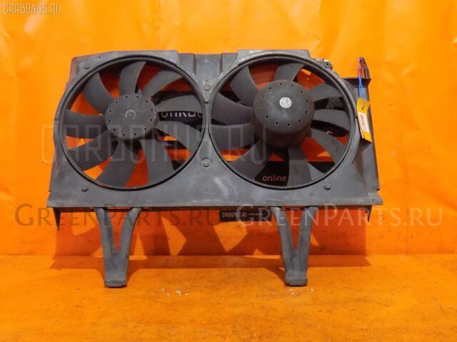 Вентилятор радиатора ДВС на Mercedes-benz E-CLASS STATION WAGON S210.270 113.940