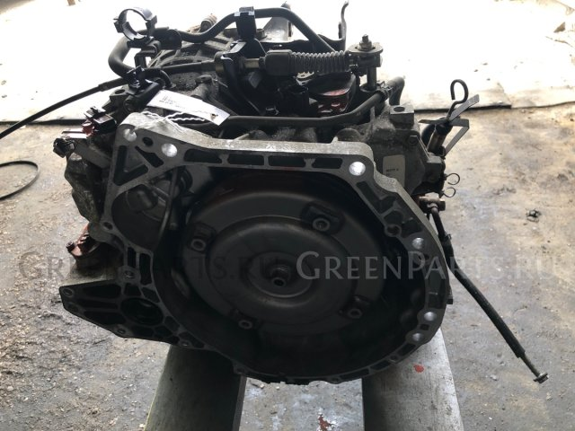 Кпп автоматическая на Nissan Primera Wagon WTP12 QR20DE RE0F06A-FP54