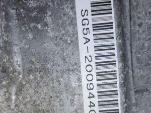 Кпп автоматическая на Honda Fit GE7 L13A SG5A-200