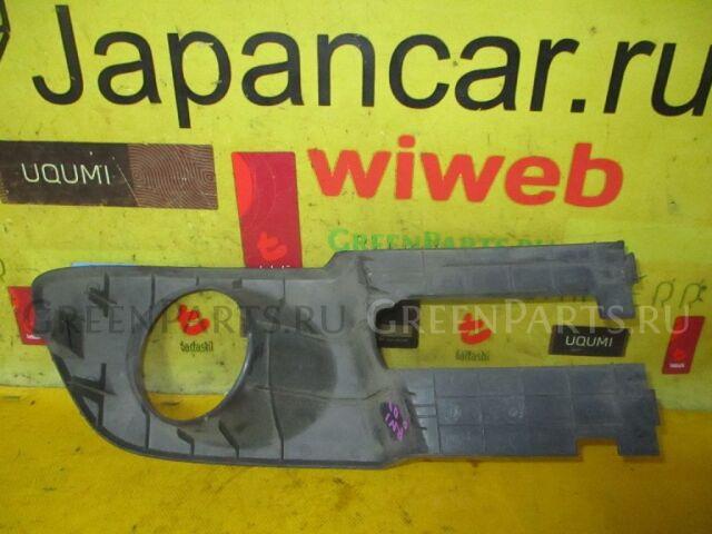 Заглушка в бампер на Honda Stream RN1