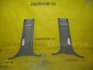 Обшивка салона на Subaru Forester SG5
