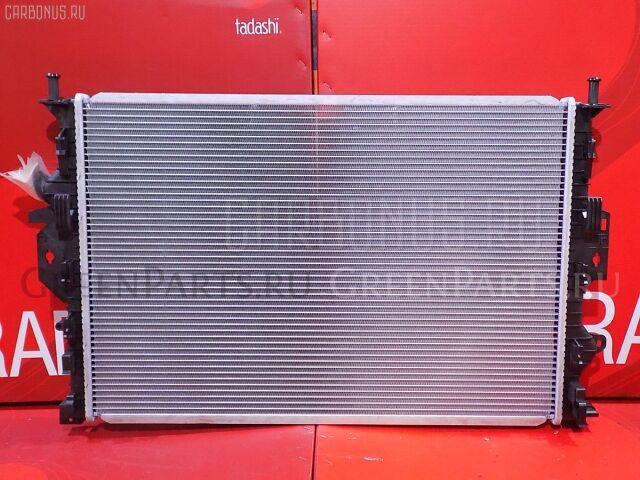Радиатор двигателя на Ford Focus C-Max CAP G6DC, G6DE, G6DF