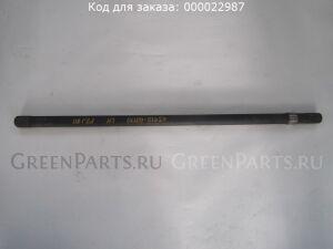 Полуось на Toyota Land Cruiser HZJ80 1HZ 43412-60110,43412-60070