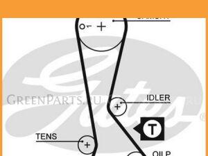 Ремень грм на Toyota Corolla EE90, EL30, EE100, EE105, EE106, EE110, EE80, EE96 2ETELU, 2ELJ, 2EELU, 2E, 2ELU, 2EL, 2EE, 2ELC