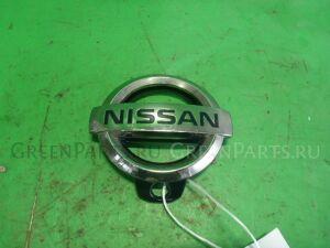 Эмблема на Nissan Patrol